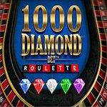 1000 Diamond bet Roulette